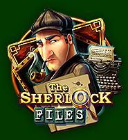 Machine à sous Red Rake Gaming : The Sherlock Files