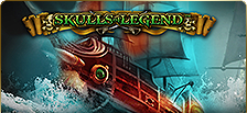 Slot 3D Skulls of Legend