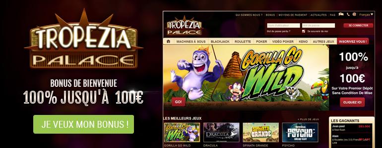 casino en ligne acceptant joueur francais
