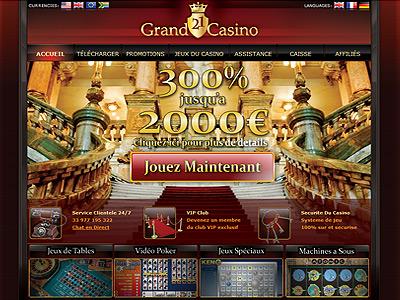 grand casino auszahlung